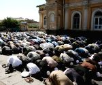 AFGHANISTAN KABUL EID AL FITR PRAYER