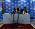 AFGHANISTAN KABUL UN CHIEF VISIT