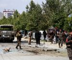 AFGHANISTAN KABUL BOMB ATTACK