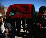 AFGHANISTAN KABUL ATTACK FUNERAL CEREMONY