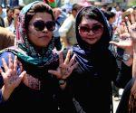 AFGHANISTAN KABUL PROTEST