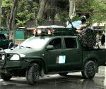 AFGHANISTAN KABUL CAR BOMB