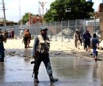 AFGHANISTAN-KABUL-CAR BOMB ATTACK