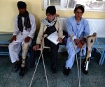 AFGHANISTAN KABUL ICRC WAR VICTIMS