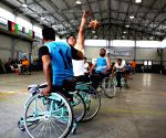 AFGHANISTAN KABUL DISABLED BASKETBALL TOURNAMENT