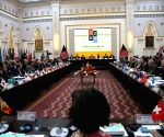 AFGHANISTAN-KABUL-SENIOR OFFICIALS MEETING