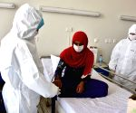 Afghanistan reports record single-day Covid deaths