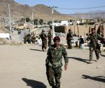 AFGHANISTAN KABUL ATTACK ARMY BASE