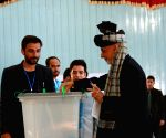 AFGHANISTAN KABUL PRESIDENTIAL ELECTION VOTING