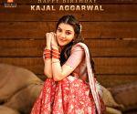 Kajal Aggarwal birthday wishes from team Acharya
