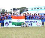India thrash Nepal 7-0 to win U-15 SAFF C'ship