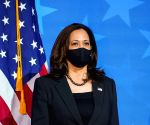 Kamala Harris becomes America's first woman Vice President