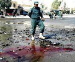 AFGHANISTAN KANDAHAR SUICIDE ATTACK