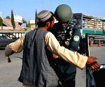 AFGHANISTAN KANDAHAR MILITARY OPERATION