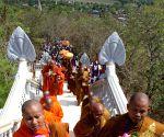 CAMBODIA KANDAL BUDDHA RELICS RETURN