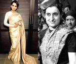 Kangana Ranaut Starts Prep For Indira