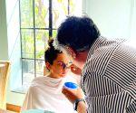 Free Photo:  Kangana undergoes body scan for Indira Gandhi's role in Emergency
