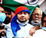 Kanhaiya Kumar and Jignesh Mevani to join Congress on Sep 28