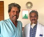 Free Photo: Kapil Dev discharged from hospital after recovery from heart surgery