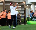 Kapil wins 60-64 age category in DB Champions Golf Tournament