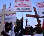 PAKISTAN KARACHI MQM RALLY