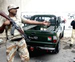 PAKISTAN KARACHI ARMY ATTACK