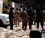 PAKISTAN KARACHI GUNMEN ATTACK