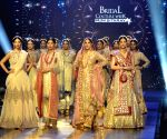 PAKISTAN-KARACHI-BRIDAL COUTURE WEEK