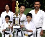 13th All Guwahati Karate Championship 2014