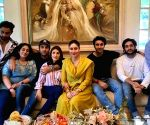 Kapoor clan unites for big fat Rakhi lunch