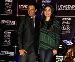 Kareena utvstars walk of stars launch