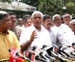Karnataka BJP hails SC verdict on rebel MLAs' plea
