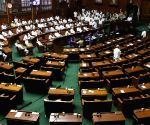 BJP walks out of Karnataka Assembly ahead of trust vote