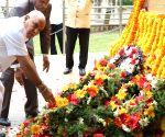 20th Anniversary of Kargil Vijay Diwas - B. S. Yediyurappa pays tributes to martyrs