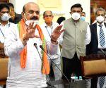 Karnataka cabinet expansion soon, says Bommai