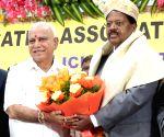 Karnataka CM, Himachal HC Chief Justice at a programme