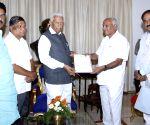 Yeddyurappa submits resignation