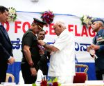 Armed Forces Flag Day celebrations - BS Yediyurappa