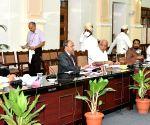 Bengaluru: Cabinet meeting -  BS Yediyurappa