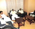 Coordination committee meeting of Congress-JD(S) coalition government