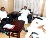 Janata Dal (Secular)-Congress coordination committee meeting