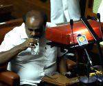 H. D. Kumaraswamy presents Karnataka budget