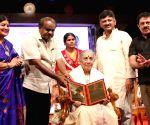 Rajyotsava awardee - Kumaraswamy
