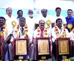 H.D. Kumaraswamy during Teachers' Day programme