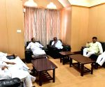 Karnataka Congress MLAs meet to 'save' coalition government