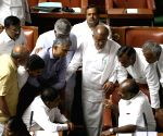 Karnataka's Congress, JD-S MLAs 'fed-up' of resort stay