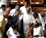 Karnataka's Congress, JD-S MLAs 'fed-up' of resort stay