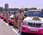 Karnataka CM flags off  'Pink Sarathi