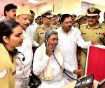 Karnataka CM Siddaramaiah inaugurates Namma 100 and the Command Centre