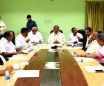 Karnataka CM chairs meeting over Cauvery Water Dispute